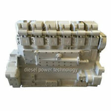 Cummins KTA19M Remanufactured Marine Engine Extended Long Block or 7/8 Engine