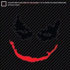 Joker Decal Diecut Sticker Dark Knight Why So Serious