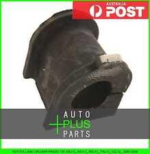 Fits TOYOTA LAND CRUISER PRADO 120 2002-2009 - Front Stabilizer Bush 28mm
