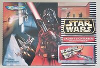 STAR WARS MICRO MACHINES VADERS LIGHTSABER/DEATH STAR TRENCH TRANSFORMING GEAR