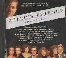 C.D.MUSIC  E185     PETER'S FRIENDS  : THE  ALBUM    CD