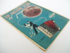 LA COLLANA D'ORO for fisarmonicista book 2 - sheet music for ACCORDION