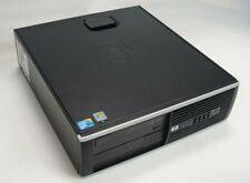 HP Compaq 8100 Elite SFF Intel i5-650 3.2GHz 4GB 500GB HDD Fair No OS