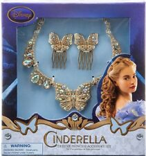 Princess Cinderella 2015 Deluxe Princess Accessory Set Exclusive Dress Up Toy