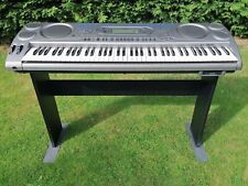 More details for casio wk-1800 wk-1630 wk-1600 76 key keyboard stand black ash finish