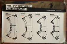 New  00004000 Mission Archery Bow Poster #P014