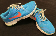 Nike Turquoise Athletic Running Flex Experience RN2 Shoes Womens size 7