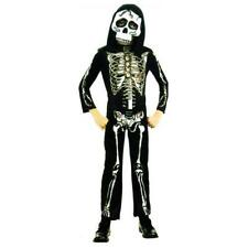 Costumes for All Occasions Ru884784md Skeleton Child Costume Medium