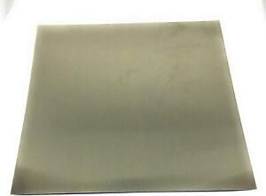 nickel silver 30 gauge DIY metal jewelry sheet