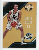 2015-16 Dante Exum 03/10 Panini Totally Certified #130