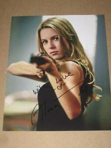 Actress ALONA TAL Signed 8x10 SUPERNATURAL Photo AUTOGRAPH