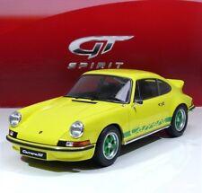 Porsche 911 2.7L RS Touring Jaune & Vert 1/12 1973