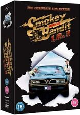 Smokey and The Bandit 1 2 & 3 Complete Collection DVD