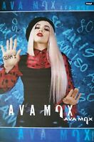 AVA MAX - A3 Poster (ca. 42 x 28 cm) - Clippings Fan Sammlung NEU