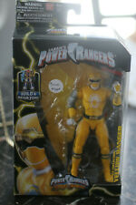 Power Rangers Ninja Storm Legacy Collection - Yellow Ranger figure No baf part