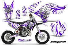 KTM SX65 SX 65 2009-2015 GRAPHICS KIT CREATORX DECALS STICKERS SAMURAI PRWNP