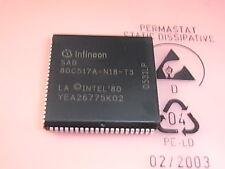1x Infineon Prozessor Sab80c517a-n18-t3 8-bit Mikrocontroller