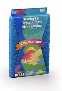 Lee's Scrubber Pad XL Fine Blue Glass Jumbo Lees Scrubbing 6X9 Inch