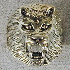 1 DELUXE WEREWOLF HEAD SILVER BIKER RING BR91 mens NEW jewelry RINGS wolves