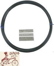 SHIMANO SP51 BLACK SHIFT DERAILLEUR CABLE HOUSING--5MM X 25 FOOT ROLL W END CAPS