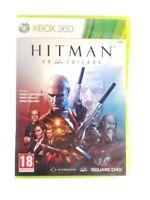 Hitman HD Trilogy - (Microsoft Xbox 360, 2013) *PAL Version* VG Condition, CIB