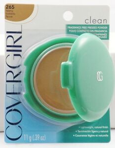CoverGirl Clean Fragrance Free Pressed Powder - Tawny 265