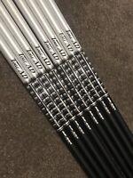 Graphite Design Tour AD-65 II Black Stiff Iron Shaft 8 Pcs Set 3-PW Taper Tip
