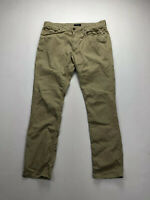 RALPH LAUREN Chino Trousers - W36 L34 - Beige - Great Condition - Men's