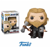 FUNKO POP THOR #482 Limited Edition Figurine Thor Marvel Avengers New 2020