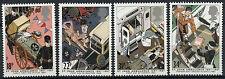 GB 1987 SG#1359-1362 St. John Ambulance Brigade MNH Set #D2814