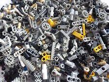 LEGO 100 TECHNIC KLEINTEILE  Pins Verbinder Halter Stifte Zahnräder Technik kg