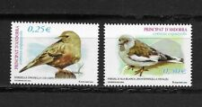 Andorra 2002  BIRDS  issue of 2 MINT NH