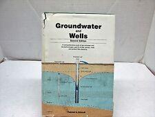 Ground Water and Wells.  Fletcher Driscoll.