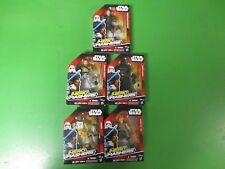 Star Wars Hero Mashers Lot of 5 Anakin Jar-Jar Darth Vader Kanan Bossk Hasbro