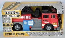 Tonka - Real Tough Rescue Force - Fire Engine - Age 3+ - Brand New