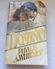 Phyllis A. Whitney   Domino  1982  Paperback Novel