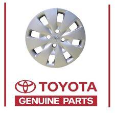 "Genuine Toyota Yaris 15"" Wheel Cover Hub Cap OE OEM"