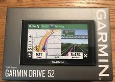 "Garmin Drive 52 5"" GPS Navigator With Traffic System. BRAND NEW."