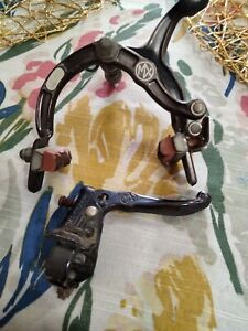 Old School Vintage BMX Dia Comp MX 1000 front brake gt hutch pk dg mongoose jmc