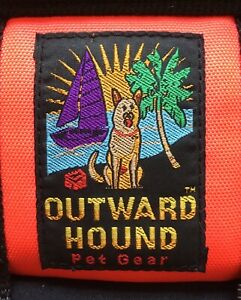 Outward Hound Dog Life Jacket $25-Adjustable Straps X-Small Dogs 11-18 Lbs NEW
