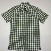 G-Star Raw Men's Size S 'CLIFF SABLE SHIRT S/S' Short Sleeve Collared Button
