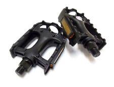 Componentes y piezas negras de resina para bicicletas