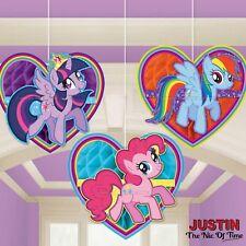 Amscan International 295513 My Little Pony Honeycomb Decoration Kit