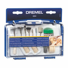 Dremel 20-Piece Cleaning / Polishing Kit for Power Rotary Tools Collets Miscella