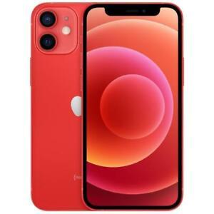 "APPLE iPHONE 12 MINI 128GB RED UNLOCKED BRAND NEW MGE53X/A ""AUSLUCK"""