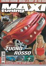 2003 09 - MAXI TUNING - 09 2003 - N.27 - PEUGEOT 206 CC - VEDI NOTE