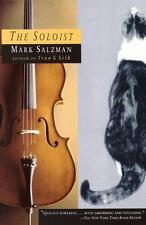The Soloist Mark Salzman paperback book cello cellist classical music story good