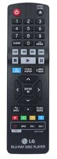 *New* LG AKB73735801 BLU RAY Player Remote Control ** Works Most LG Players **