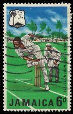 JAMAICA 268 (SG269) - Visit of the Marylebone Cricket Club (pa90168)