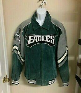 Philadelphia Eagles NFL LEATHER NWT